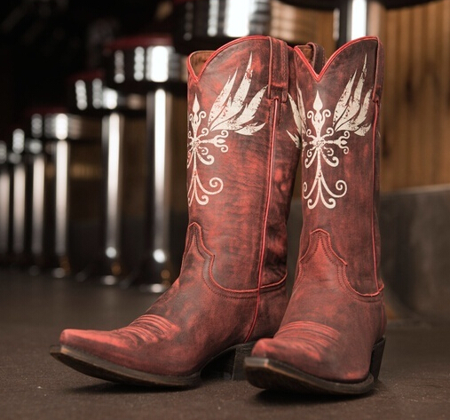 Women's Crimson Angel Boot