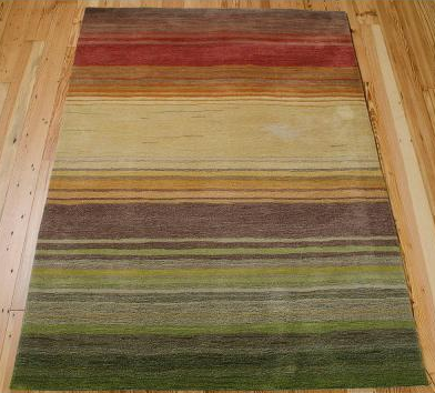 Tequila Sunrise Harvest 5 ft. x 7 ft. 6 in. Area Rug