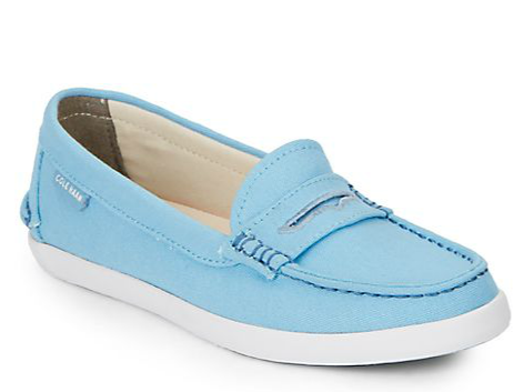 Cole Haan Nantucket Canvas Loafers