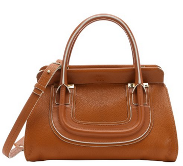 CHLOE Leather 'Everston' Convertible Doctor Bag