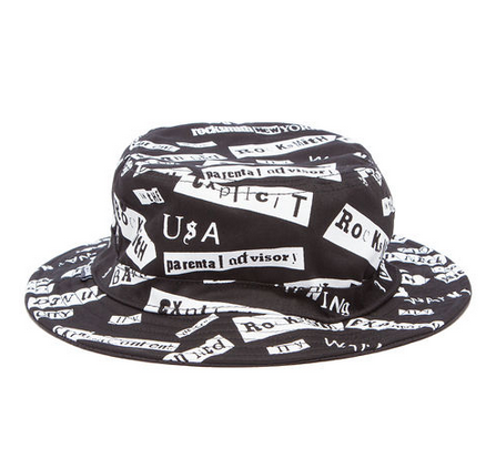 RockSmith The Ransom Bucket Hat in Black