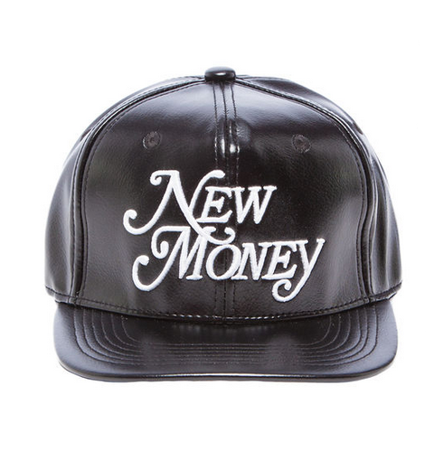 RockSmith The New Money Snapback in Black