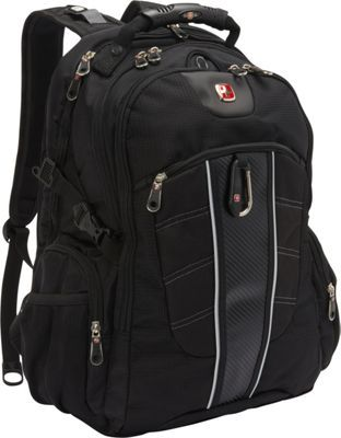 Buy 1 get 1 Free Plus $50 off $100 SwissGear Padded Laptop or Tablet Pocket Audio Interface Backpack