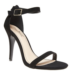 Strappy Go Lucky Heels