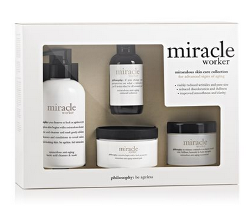 miracle worker miraculous skin care collection