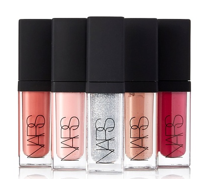 NARS Kiss Larger Than Life Lip Gloss Coffret, 5x 3.5ml/0.11oz