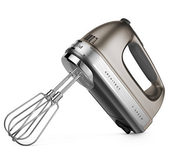 KitchenAid KHM7210ACS Architect 7 Speed Hand Mixer