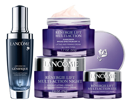 Lancome ACTIVATE, LIFT & FIRM DAY/NIGHT ROUTINE
