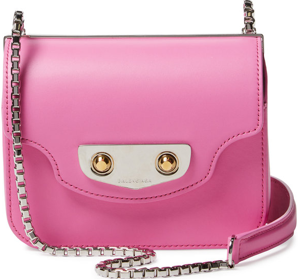 Neo Classic Mini Leather Crossbody Bag