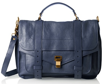Proenza Schouler Borsa Large Cross-Body Bag, Midnight