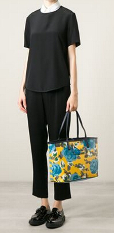 Marc by Marc Jacobs Metropolitote Jerrie Rose Tote 48
