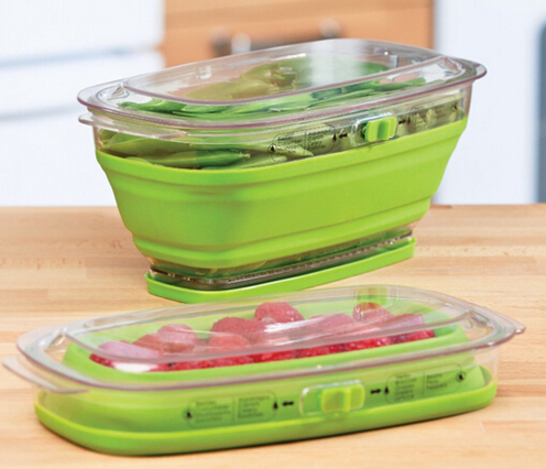 Prepworks from Progressive International LKS-09 Collapsible Mini Produce Keeper