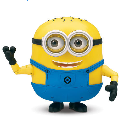 Despicable Me 2 Bedtime Buddy Minion - Jerry