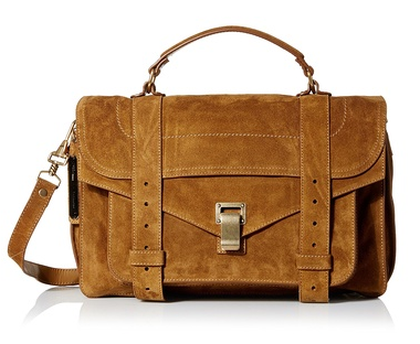 Proenza Schouler PS1 Medium Satchel, Tobacco