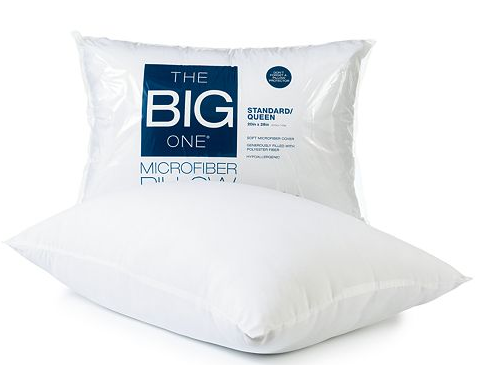 The Big One® Microfiber Pillow