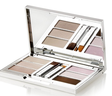 Bobbi Brown 716170115702  Luxe Mirrored Eye Palette Bridal Lights, Cream/Pink Pearl/Pink Opal/Pink Lilac/Oyster Grey/Expresso, 0.35 Oz
