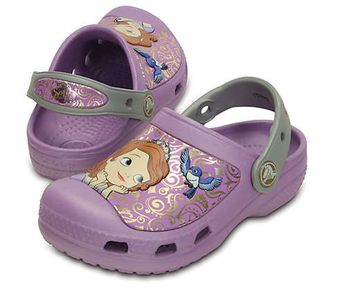 Creative Crocs Sofia the First™ Clog