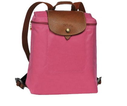 Longchamp Le Pliage Zippered Backpack