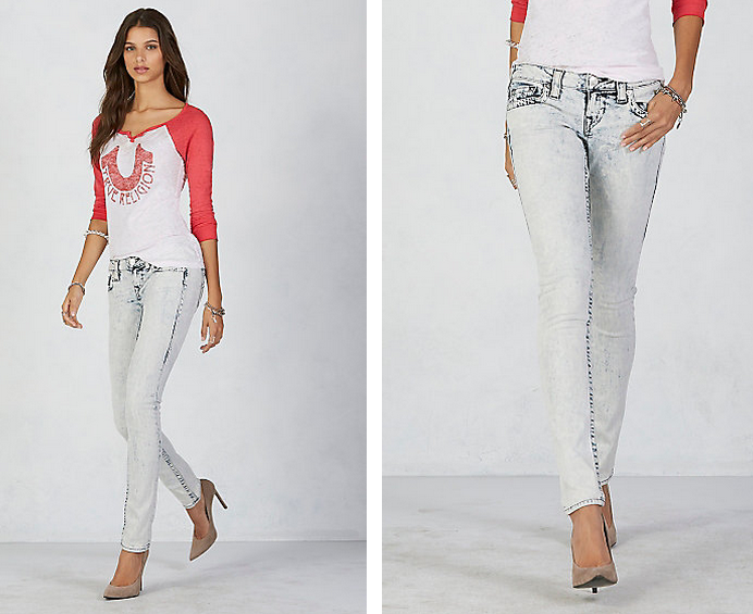 HAND PICKED SKINNY WOMENS JEAN