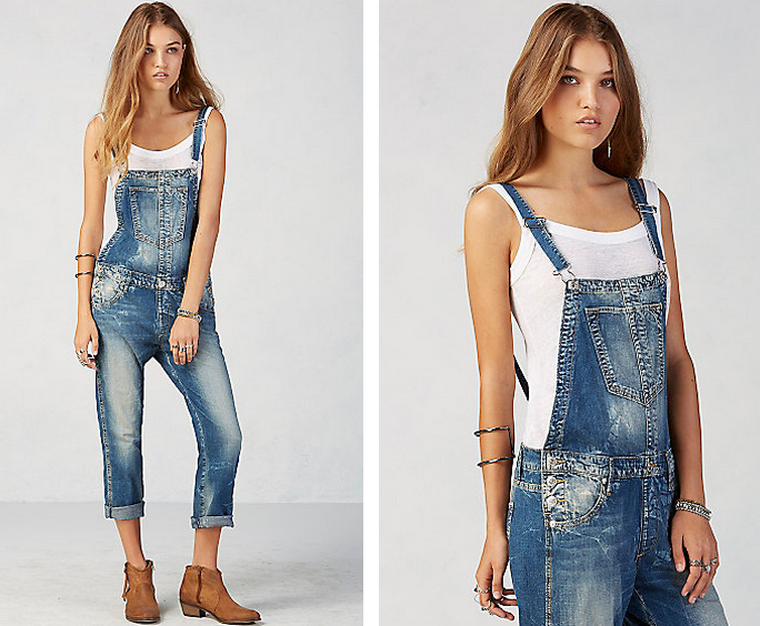 KATIE WOMENS OVERALL JEAN