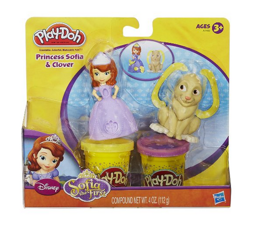 Play-Doh Disney Princess Sofia and Clover Set