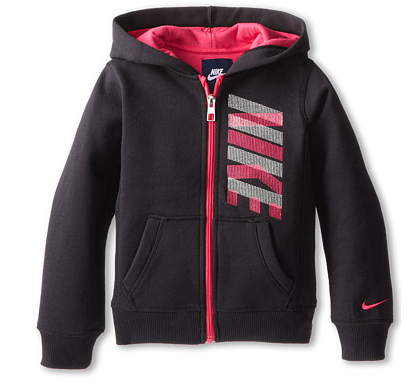 Nike Kids Nike Full Zip Hoodie (Little Kids)