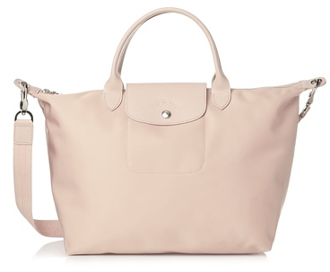 Longchamp Le Pliage Medium Tote, Beige