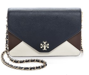 Tory Burch Kira Colorblock Clutch
