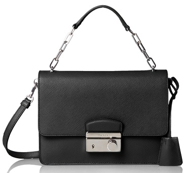 Prada Tote Bag, Black
