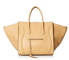 Celine Phantom Medium Tote Bag, Sand