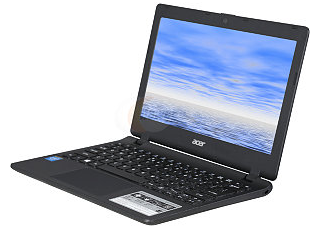 Acer Aspire ES1-111M-C40S Notebook