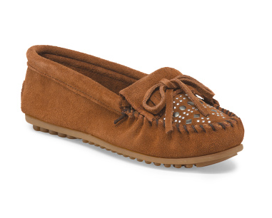 Suede Moccasin