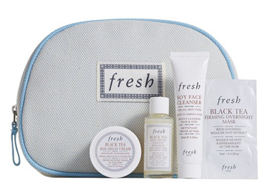 Free 4 Pieces of Deluxe Sample with $125 Fresh Purchase @ Nordstrom