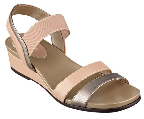 BANDRA WEDGE SANDALS