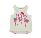 Infant Flamingo Graphic Tank