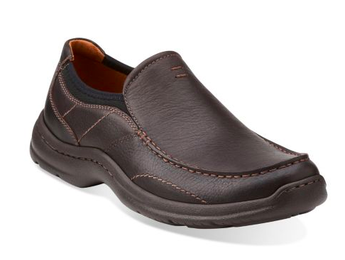 Niland Energy Brown Tumbled Leather