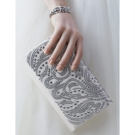 NINA ADELAID CLUTCH