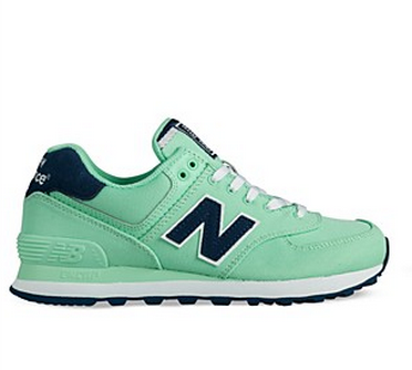 New Balance Lace Up Sneakers - 574