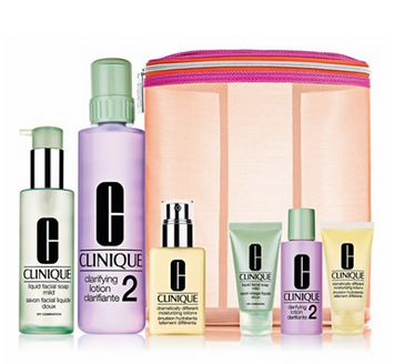 Clinique 'Great Skin Everywhere - For Oily Skin Types' Set