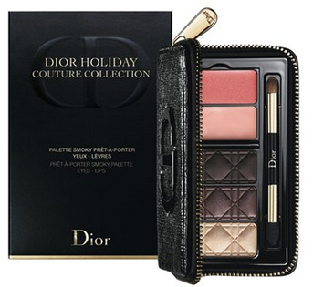 Dior 'Holiday Couture - Smoky' Palette