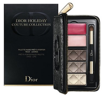 Dior 'Holiday Couture - Nude' Palette
