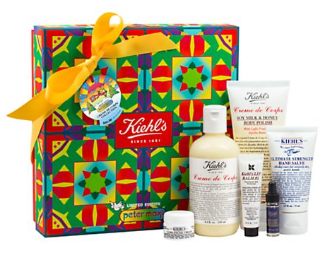Kiehl's Since 1851 Limited-Edition Peter Max Creme de Corps Set