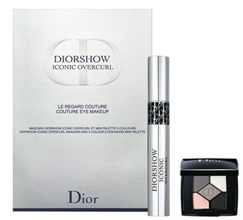 Dior 'Diorshow Iconic Overcurl' Mascara & Eyeshadow Set