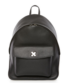 Alexander Wang Icon Pebbled Leather Backpack