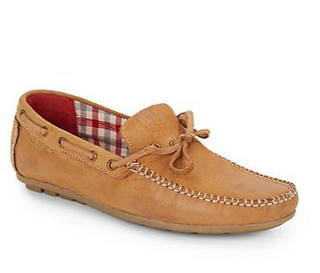 Ben Sherman Hugh Leather Moccasins