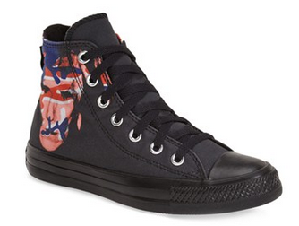 Converse Chuck Taylor® All Star® Andy Warhol Collection High Top Sneaker