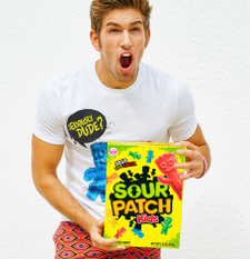 World's Largest Box of SOUR PATCH KIDS
