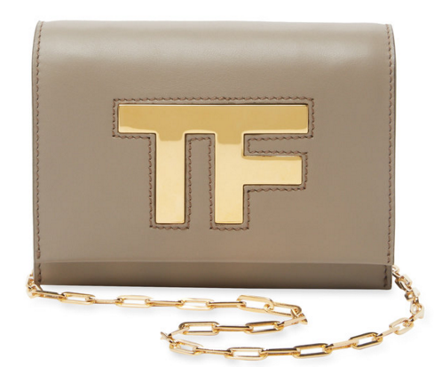 Tom Ford Icon Small Leather Crossbody