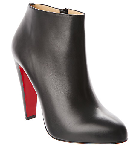 Christian Louboutin Bobsleigh Leather Bootie