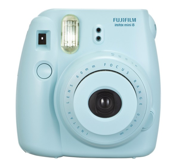 Fujifilm - instax mini 8 Instant Film Camera